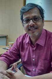 Dr. Satyaki Roy