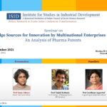 Knowledge Sources for Innovation by Multinational Enterprises (MNEs): An Analysis of Pharma Patents